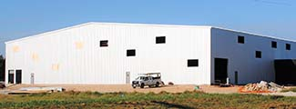 Spec Building - Burnsville, MS